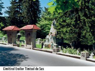 Cimitirul Eroilor Timisul de Sus